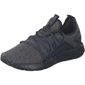 Lifestyle NRGY Neko Knit Sneaker Herren schwarz