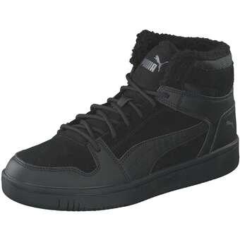 Lifestyle Rebound LayUp SD Fur Sneaker Herren schwarz