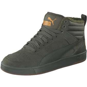 Lifestyle Rebound Street SD FUR Sneaker Herren grün