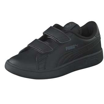 Lifestyle Smash v2 L V PS Sneaker Mädchen|Jungen schwarz