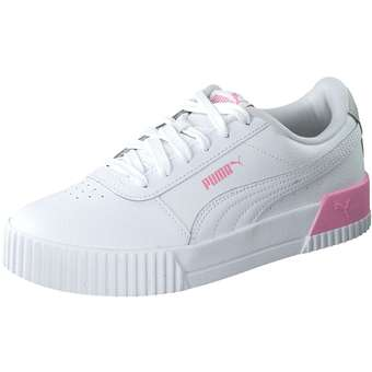 - PUMA Carina L Jr Sneaker Mädchen weiß - Onlineshop Schuhcenter