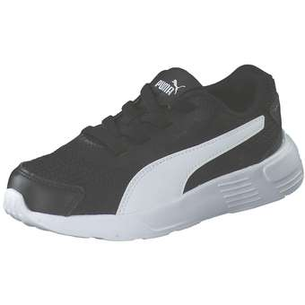 Minigirlschuhe - PUMA Taper AC PS Sneaker Mädchen|Jungen schwarz - Onlineshop Schuhcenter