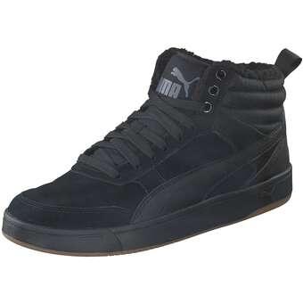Lifestyle Rebound Street SD FUR Sneaker Herren schwarz