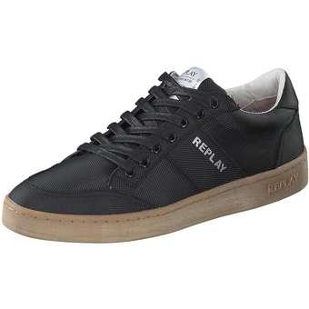Sneaker Herren schwarz