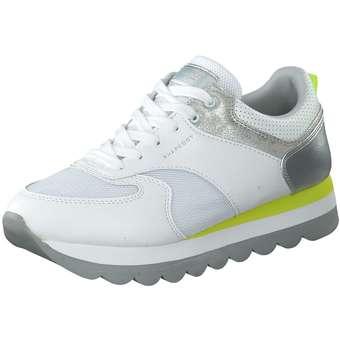 Rhapsody Plateau Sneaker Damen weiß
