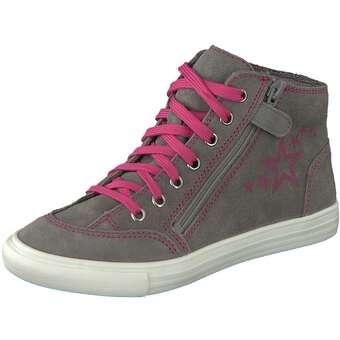 Richter Sneaker High Mädchen grau