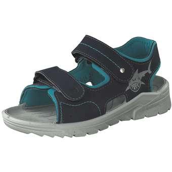 - Ricosta Aron Trekkingsandale Jungen blau - Onlineshop Schuhcenter