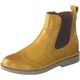 Minigirlschuhe - Ricosta Dallas Mädchen gelb - Onlineshop Schuhcenter