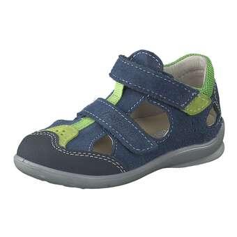 Ricosta Lauflern Sandale Jungen blau
