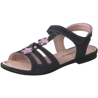 - Ricosta Lilli Sandale Mädchen blau - Onlineshop Schuhcenter