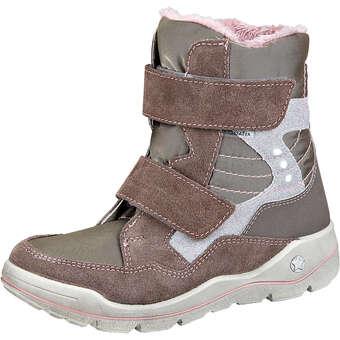 - Ricosta Loona Klett Boots Mädchen braun - Onlineshop Schuhcenter