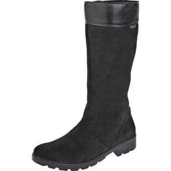 - Ricosta Nicola Stiefel Mädchen schwarz - Onlineshop Schuhcenter
