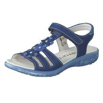 Minigirlschuhe - Ricosta Sandale Mädchen blau - Onlineshop Schuhcenter