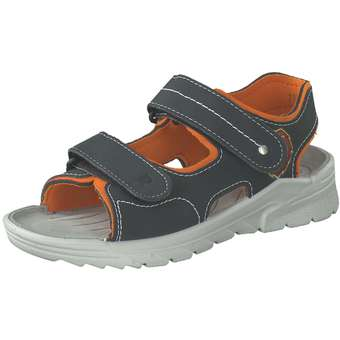 - Ricosta Sandale Jungen grau - Onlineshop Schuhcenter