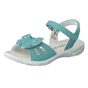 - Ricosta Sandale Mädchen türkis - Onlineshop Schuhcenter