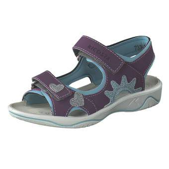 - Ricosta Sharie Trekkingsandale Mädchen lila - Onlineshop Schuhcenter