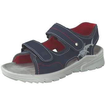 - Ricosta Trekkingsandale Jungen blau - Onlineshop Schuhcenter