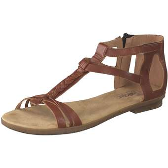 Rieker Sandale Damen braun