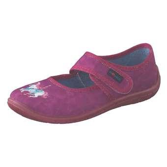 Minigirlschuhe - Rohde Ballerina Hausschuh Mädchen pink - Onlineshop Schuhcenter
