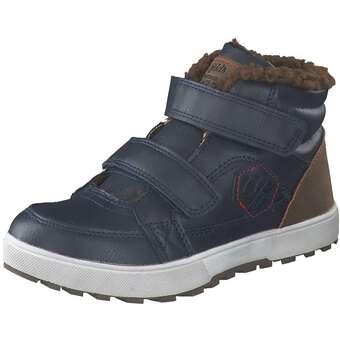 - Run Lifewear Klett Boots Jungen blau - Onlineshop Schuhcenter