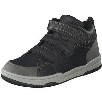 - Run Lifewear Klett Boots Jungen schwarz - Onlineshop Schuhcenter