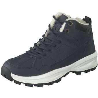 - Run Lifewear Schnür Boot Jungen blau - Onlineshop Schuhcenter