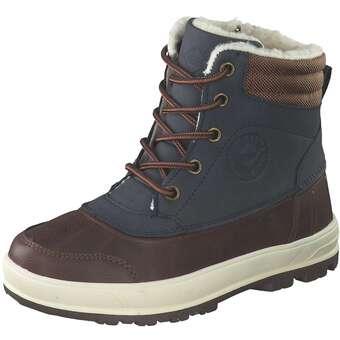 - Run Lifewear Schnür Boot Jungen braun - Onlineshop Schuhcenter