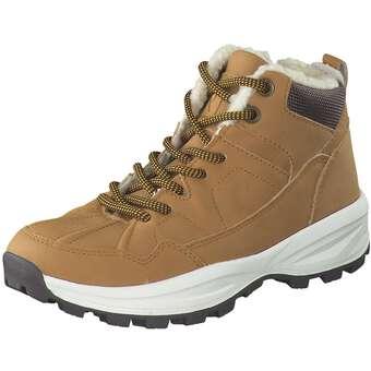 - Run Lifewear Schnür Boot Jungen gelb - Onlineshop Schuhcenter