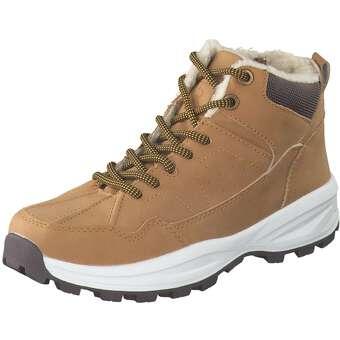 Run Lifewear Schnür Boots Jungen gelb