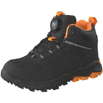 - Run Lifewear Schnür Boots Jungen schwarz - Onlineshop Schuhcenter