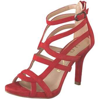 Unisa Sandale Damen rot