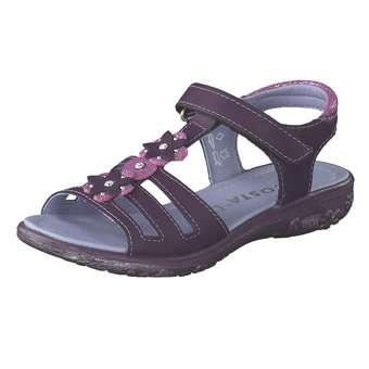 Minigirlschuhe - Ricosta Sandale Mädchen lila - Onlineshop Schuhcenter