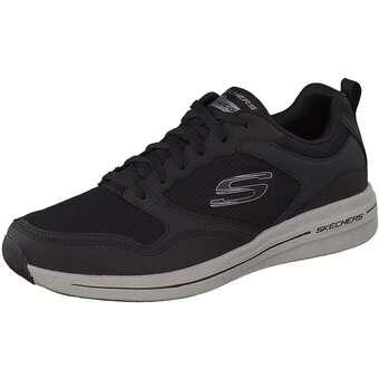 Skechers Burst 2.0 Sneaker schwarz