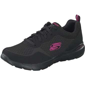 Sportschuhe für Frauen - Skechers Flex Appeal 3.0 Go Forward Damen schwarz  - Onlineshop Schuhcenter