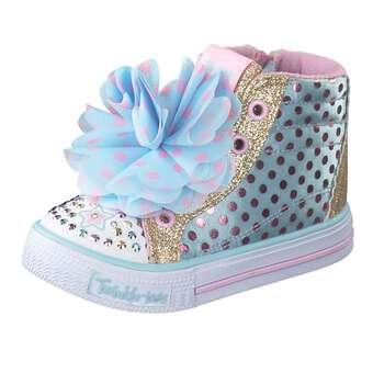 Skechers Twinkle Toes Shuffles Flower