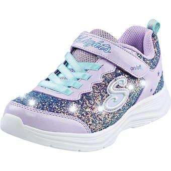 Skechers Glimmer Kicks Glitter N Glow lila