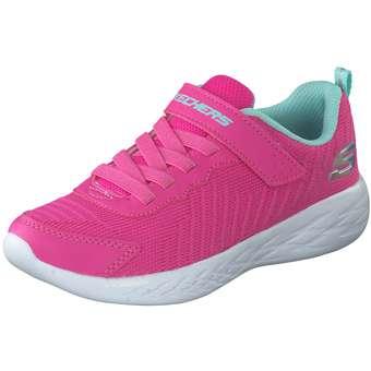 Minigirlschuhe - Skechers Go Run 600 Marathon Mania Mädchen pink - Onlineshop Schuhcenter