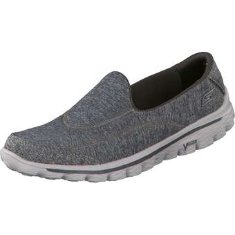 Skechers Go Walk 2 Circut grau