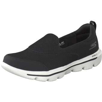 Sportschuhe für Frauen - Skechers Go Walk Evolution Ultra Rapids Damen schwarz  - Onlineshop Schuhcenter