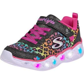 - Skechers Heart Lights Shimmer Spots Mädchen bunt - Onlineshop Schuhcenter