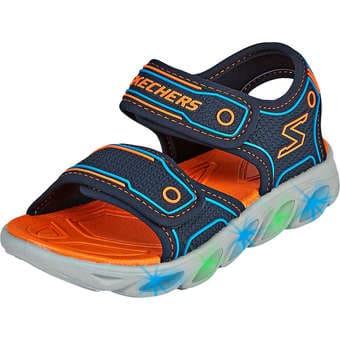 - Skechers Hypno Flash Jungen blau - Onlineshop Schuhcenter