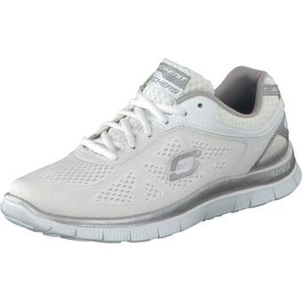 Skechers Love your style - Flex Appeal weiß