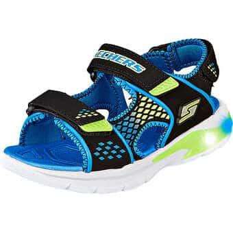 Skechers S Lights E II Beach Glower Jungen bunt   00191665873624