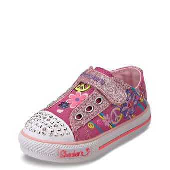 Skechers Twinkle Toes S- Lights pink
