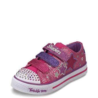 Skechers Twinkle Toes S- Lights pink
