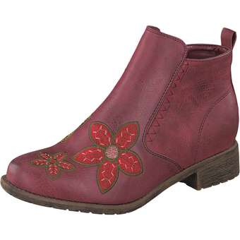 smiling for feet Ankle Boot
