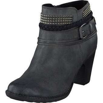 s.Oliver Ankle Boots grau