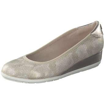 s.Oliver Keilpumps Damen beige   Schuhe > Pumps > Keilpumps   s.Oliver