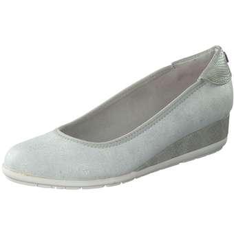 s.Oliver Keilpumps Damen weiß   Schuhe > Pumps > Keilpumps   s.Oliver