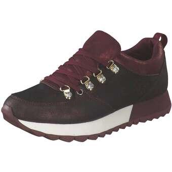s.Oliver Plateau Sneaker Damen rot | Schuhe > Sneaker > Sneaker | s.Oliver